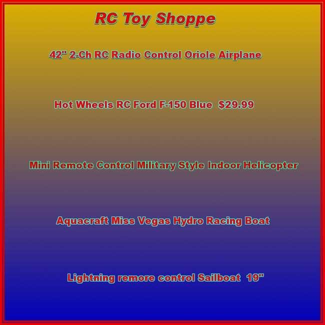 rc toy shoppe